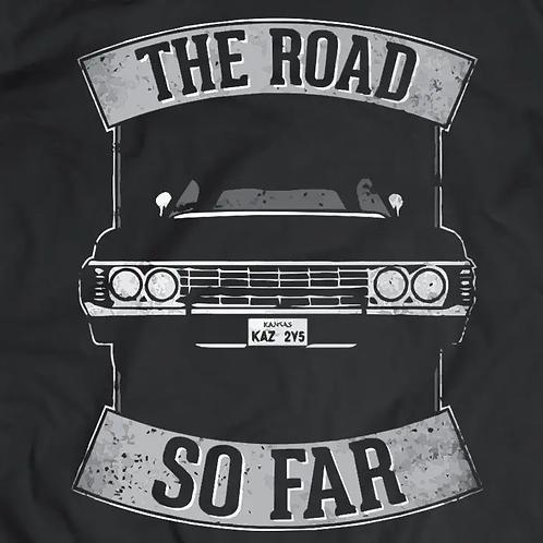 Supernatural: Road So Far T-Shirt