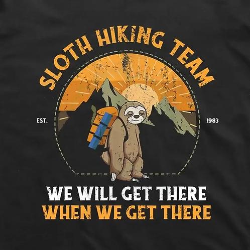 Sloth Hiking Team T-Shirt