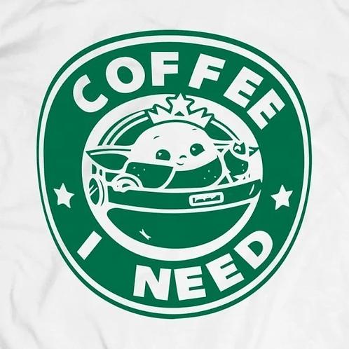 Coffee I need T-Shirt