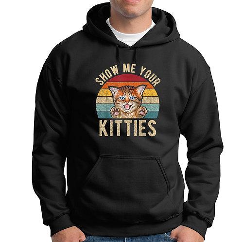 Show me your Kitties Hoodie