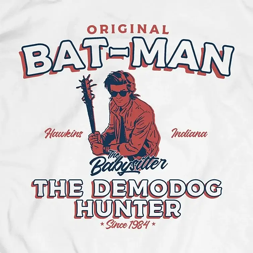 Stranger Things: Demodog Hunter T-Shirt