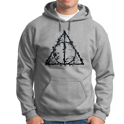 Harry Potter: Deathly Hallows Hoodie