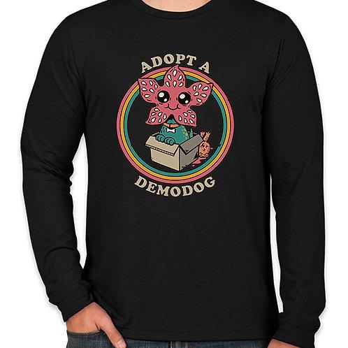 Stranger Things: Adopt a Demodog Long Sleeve Long Sleeve T-Shirt
