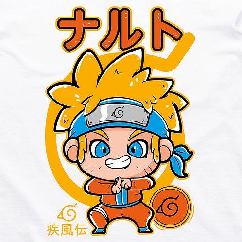 Naruto: Chibi Naruto Short Sleeve Shirt