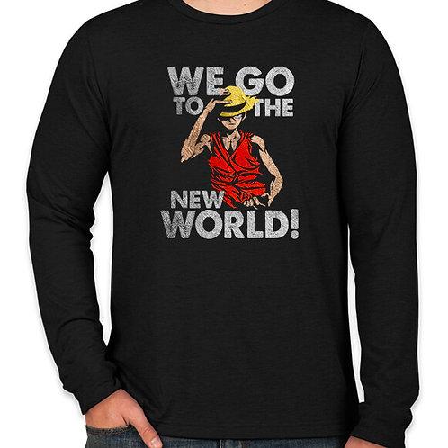 One Piece: New World Long Sleeve T-Shirt