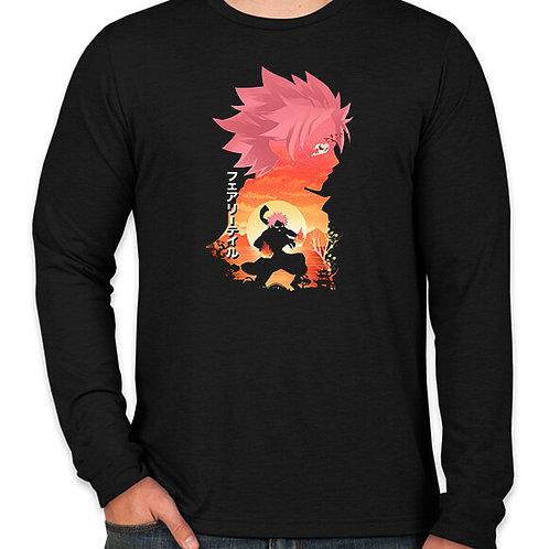 Fairy Tail: Natsu Long Sleeve T-Shirt