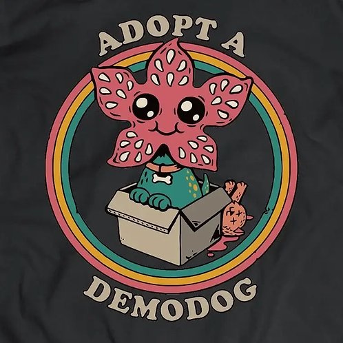 Stranger Things: Adopt a Demodog T-Shirt