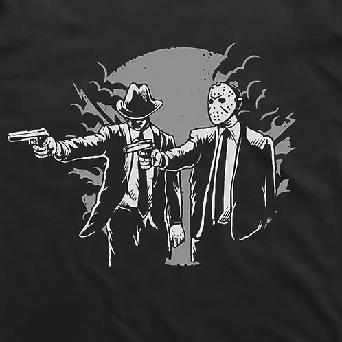 Pulp Horror Short Sleeve T-Shirt