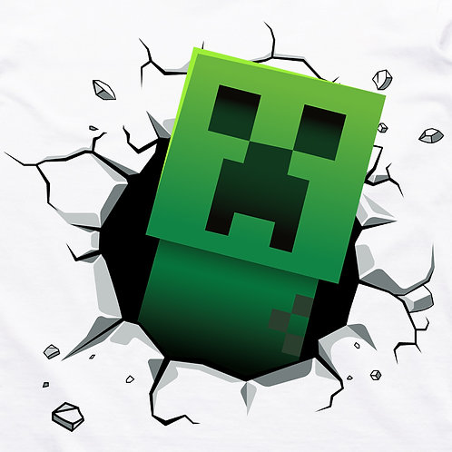 Minecraft: Creeper T-Shirt
