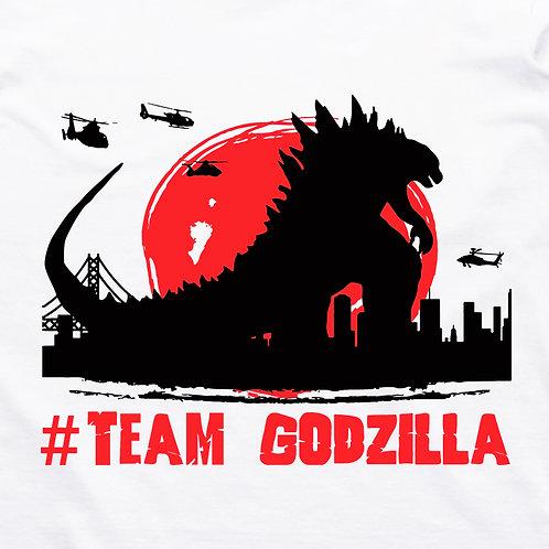 Team Godzilla - Comic Styled T-Shirt