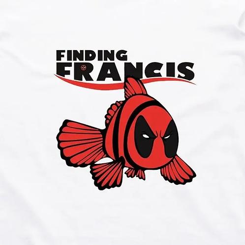 Finding Francis Short Sleeve T-Shirt