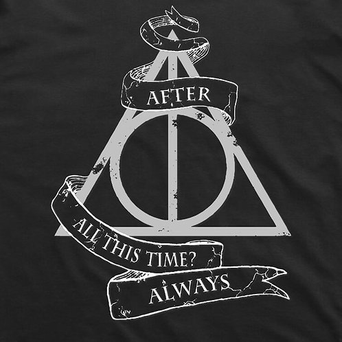 After All This Time: Banner T-Shirt