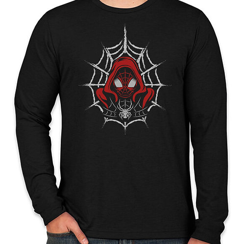 Spiderman: Into the Spiderverse Long Sleeve Long Sleeve T-Shirt