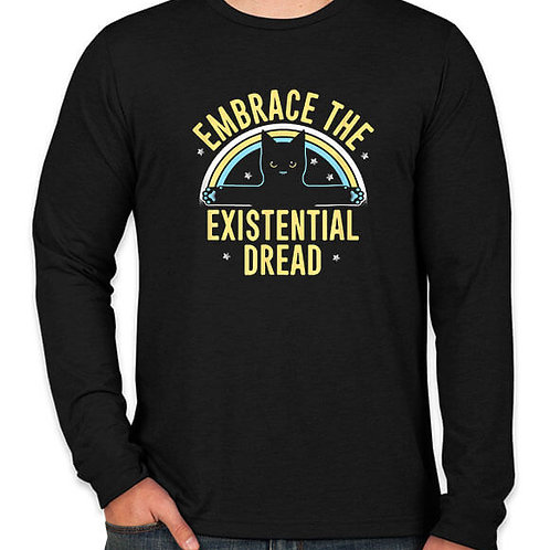 Existential Dread Long Sleeve T-Shirt