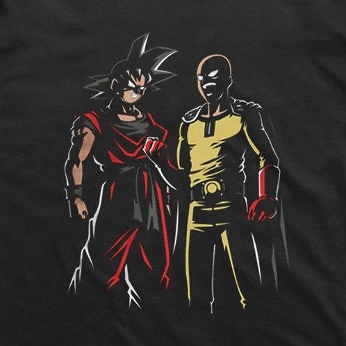 Dragonball / One Punch Man: Champions T-Shirt