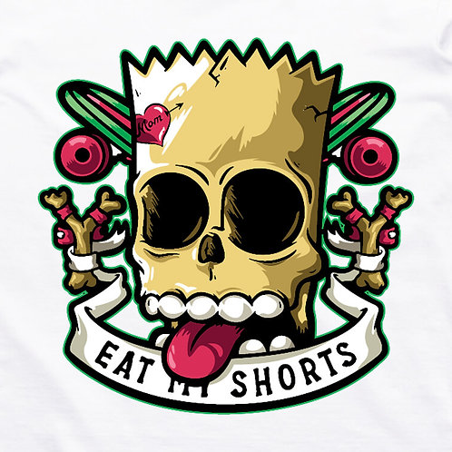 The Simpsons: Eat My Shorts T-Shirt