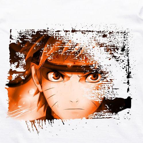 Naruto Grunge Short Sleeve T-Shirt