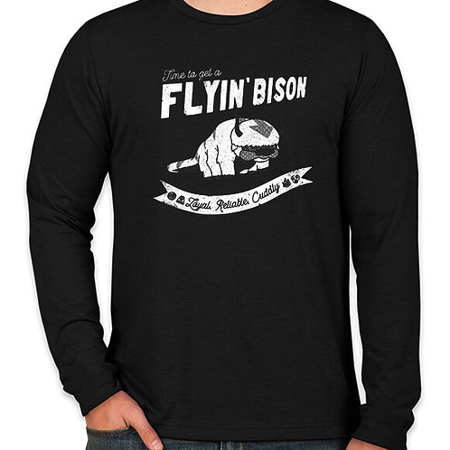 The Last Airbender: Flying Bison Long Sleeve Long Sleeve T-Shirt