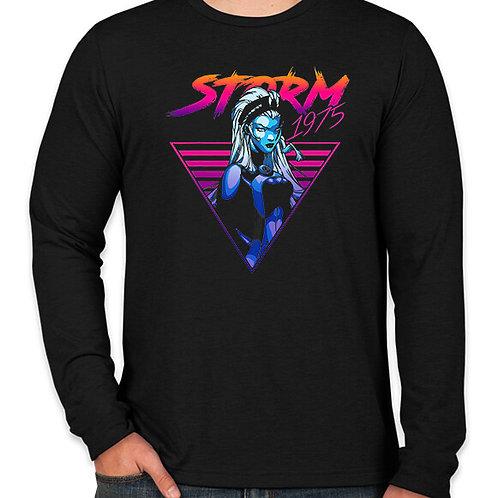 Xmen: Storm 1975 Long Sleeve Long Sleeve T-Shirt