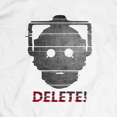 Doctor Who: Delete T-Shirt