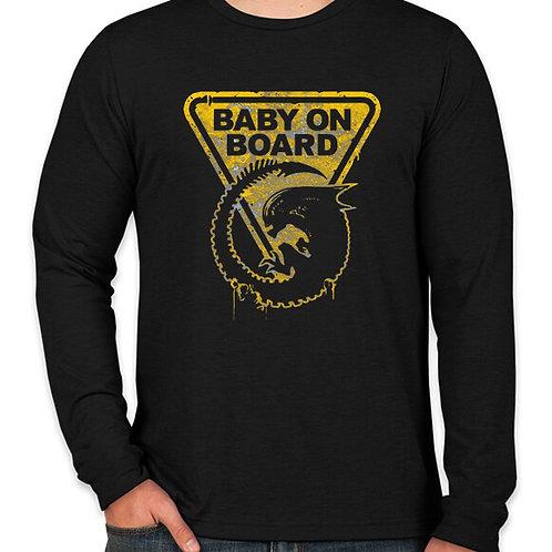 Chestburster Alien Long Sleeve Long Sleeve T-Shirt