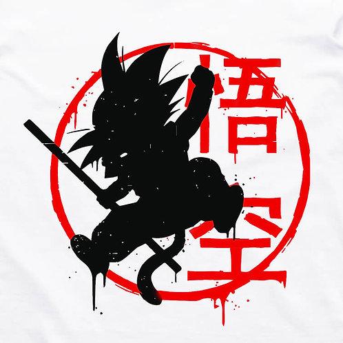 Goku Splash T-Shirt