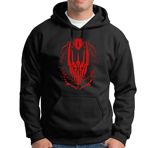 Lord of the Rings: Eye of Sauron Hoodie
