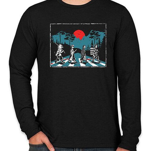 Demon Slayer: Abbey Road Long Sleeve T-Shirt