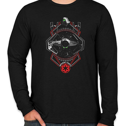 Star Wars Imperial Forces Long Sleeve T-Shirt