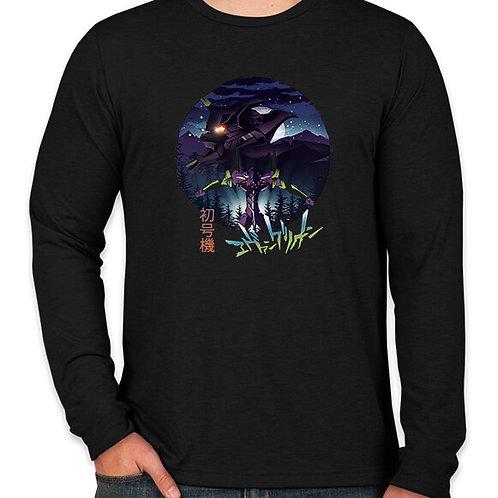 Neon Genesis: Midnight Long Sleeve T-Shirt