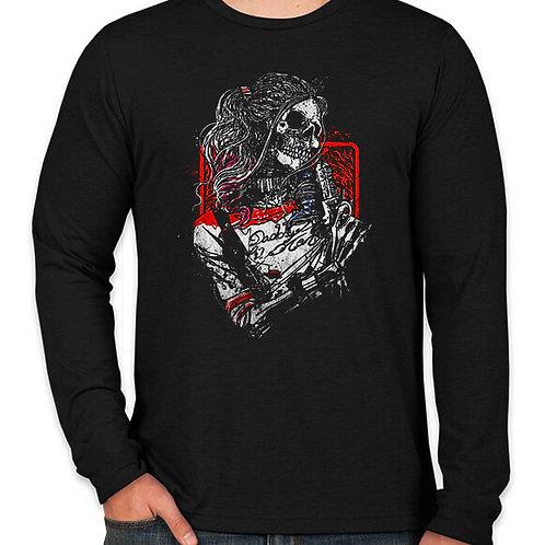 Harley Quinn Long Sleeve Long Sleeve T-Shirt