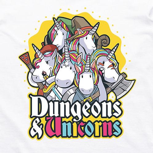 Dungeons and Unicorns T-Shirt
