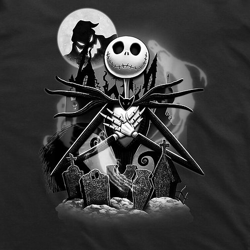 Jack Night Scene T-Shirt