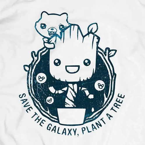 Avengers: Save the Galaxy T-Shirt