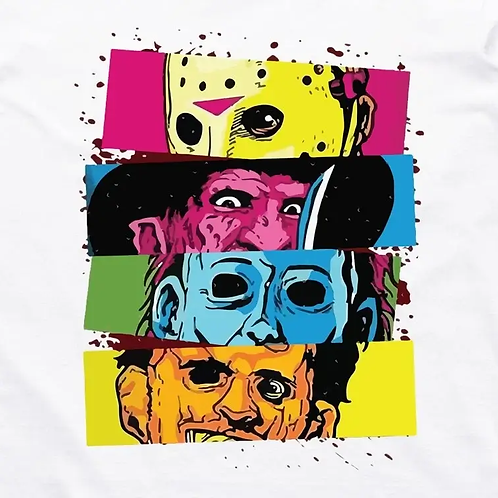 The Slashers Short Sleeve T-Shirt