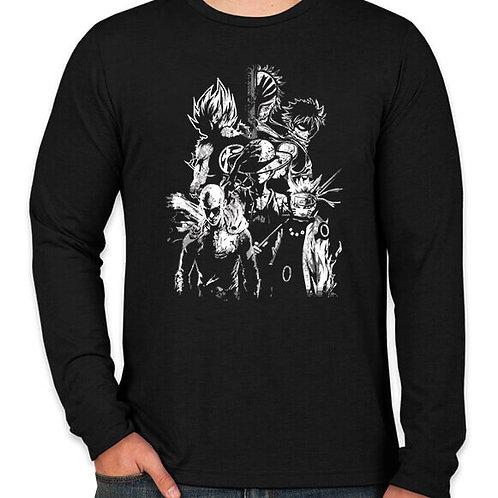 Heroes Long Sleeved T-Shirt