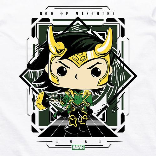 Loki: Comic Short Sleeve T-Shirt