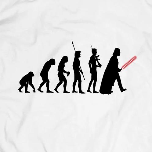 Vader Evolution Short Sleeve T-Shirt