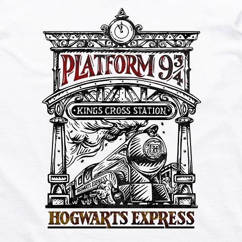 Hogwarts Express T-shirt: Kings Cross Station