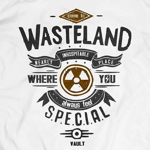 Fallout: Wasteland T-Shirt