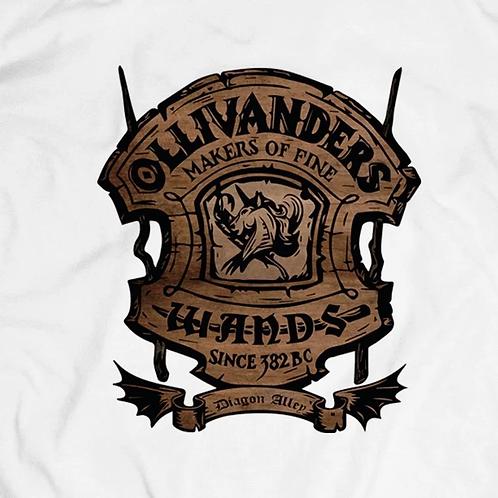 Ollivanders Wands T-Shirt