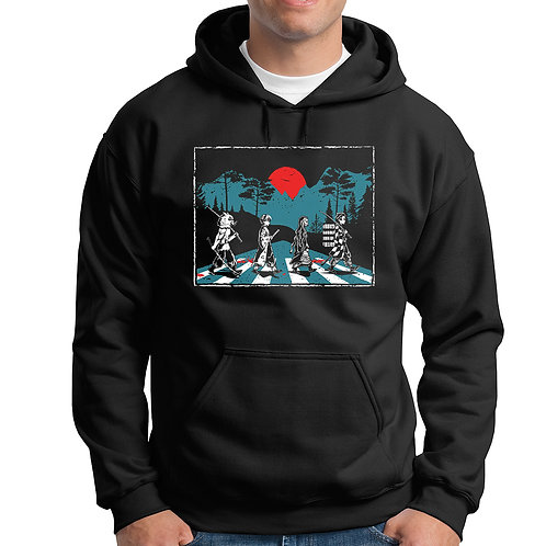 Demon slayer: Abbey Road Hoodie