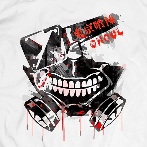 Tokyo Ghoul: Mask T-Shirt