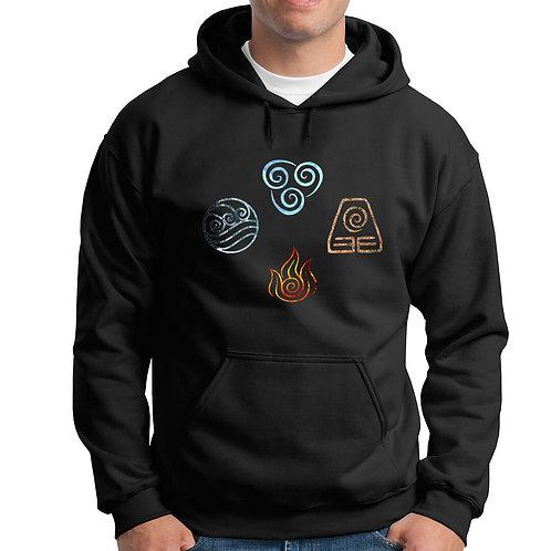 Avatar: Vintage Elements Hoodie