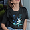 Thumbnail: Fly Away: Abstract Cat T-Shirt