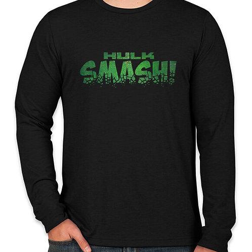 Avengers: Hulk Smash Long Sleeve Long Sleeve T-Shirt