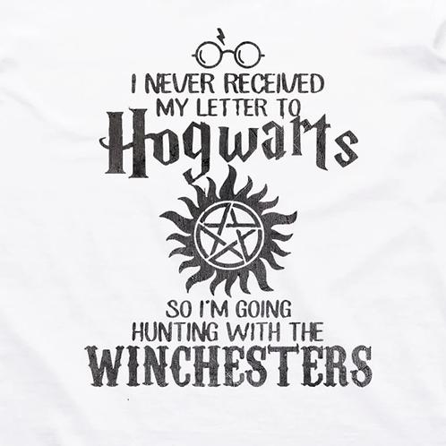 Hogwarts Winchester Short Sleeve T-Shirt