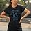 Thumbnail: Ravenclaw Quidditch Short Sleeve T-Shirt: Seeker
