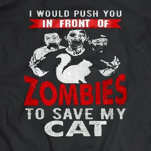 Zombie Sacrifice Short Sleeve T-Shirt
