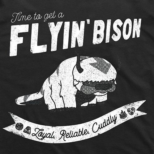 The Last Airbender: Flying Bison Short Sleeve T-Shirt